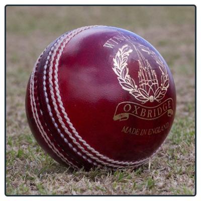BALMORAL CRICKET BALL
