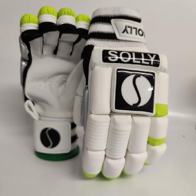 Solly Batting Gloves-Light Green