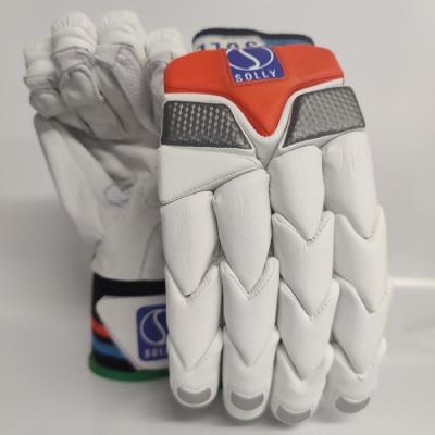 Solly Batting Gloves-Orange