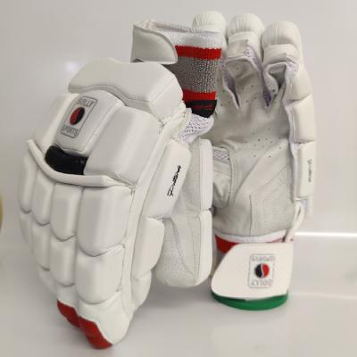 Solly Batting Gloves-Original Red Edition