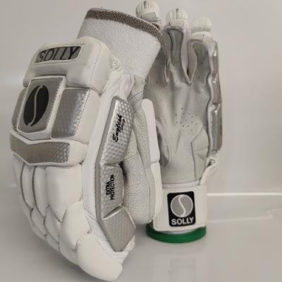 Solly Batting Gloves-Original Silver Edition